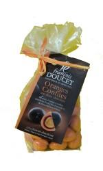 Oranges confites aux 2 chocolats 200g sachet