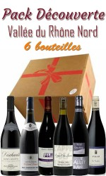 Pack découverte Rhône Nord 6 bts
