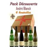 Pack découverte André blanck 6 bts