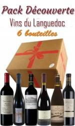 Pack découverte Languedoc - 119€ - 6 bts