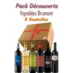 Pack découverte Brumont 6 bts
