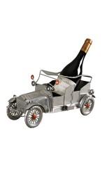 Support bouteille Vintage car