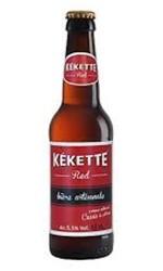 Bière Kékette Red 5.5° 33cl
