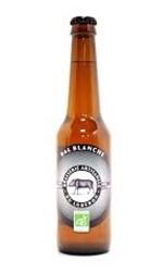 Bière blanche Brasserie du Luberon bio 5.5°33cl