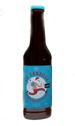 Bière Blanche La Canaille 33cl 5° Brasserie des Maltfaiteurs