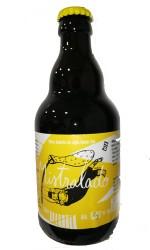 Bière Ambrée MISTRALADO L'ETANGDEBIERE 33CL