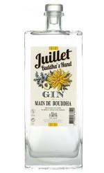 Gin Juillet  main de bouddha 44° 50cl Ferroni