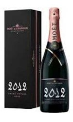 Moët et Chandon grand vintage rosé collection 2006