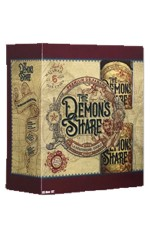 COFFRET THE DEMON'S  SHARE - RHUM 6 ANS +2verres