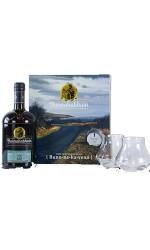 Coffret Whisky Bunnahabhain stiuireadair + 2 verres