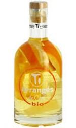 Rhum arrangé Ti'Ced Orange/Citron bio 35cl