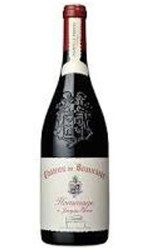 Cuvée Hommage Jacques Perrin rouge 2015