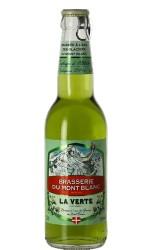 Bière Mont Blanc Verte Génépi 33 cl