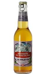 Bière Mont Blanc Violette 33 cl