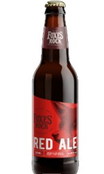 Bière Foxes Rock Red Ale 33cl 4.5%