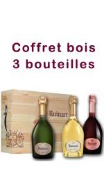 Ruinart Coffret 3 bouteilles
