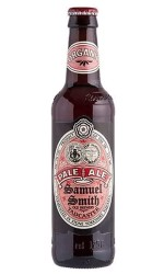 Bière Organic Pale Ale Samuel Smith 35.5cl