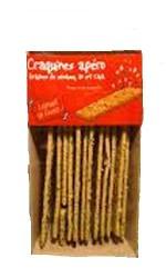 Craquines Apéro 3 graines Hihihi 80grs