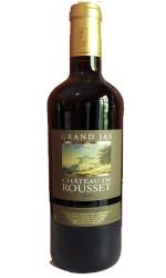 """Magnum Château de Rousset """" Grand Jas """" rouge 2015"""