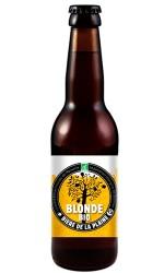 Bière LA PLAINE BLONDE 5.5° 33CL