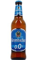 Bière Krombacher pils sans alcool 33cl