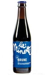 Bière la Minotte brune 6° 66cl