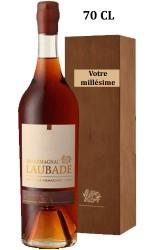 Laubade 2001 Bas Armagnac 70 cl