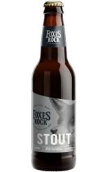 Bière Foxes Rock stout 33cl 4.5%