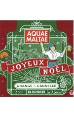 Aqua Maltae Bière de Noël
