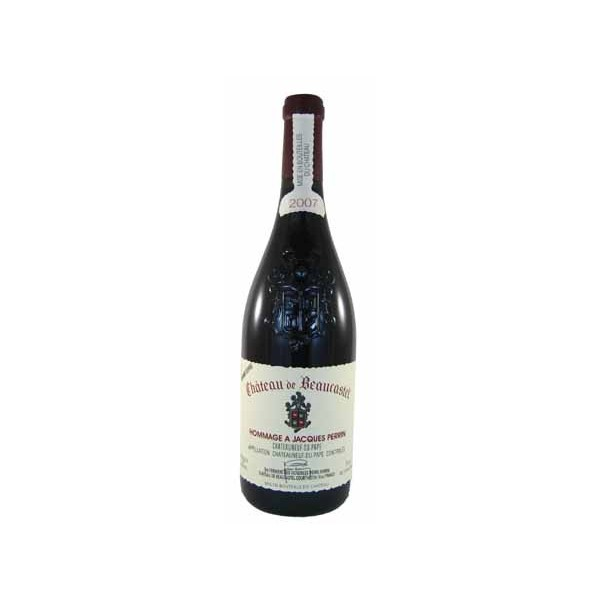 Cuvée Hommage Jacques Perrin rouge 2007