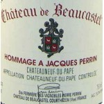 Cuvée Hommage Jacques Perrin 2007 75cl