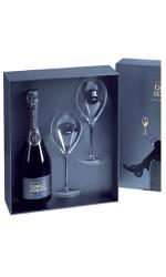 Coffret Champagne Charles Heidsieck + 2 verres