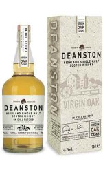 DEANSTON VIRGIN OAK Whisky highland