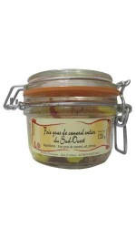 Foie Gras de canard Entier IGP France 125gr