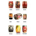 Bib Art - Le Benjamin 3L rouge - Puech Haut