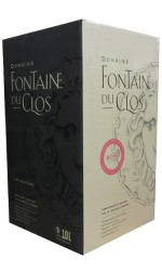 BIB 10 L rosé  Domaine Fontaine du Clos - Bag in Box