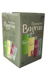 BIB 5 L VDP Rouge Domaine Bagrau - Bag in Box