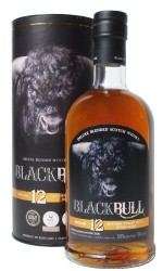 Black Bull 12 ans 50° 70 cl