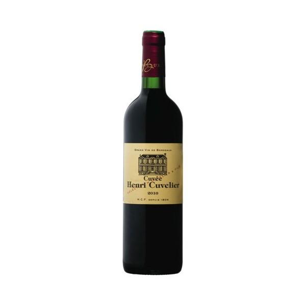 Bordeaux Cuvée Henri Cuvelier 2015