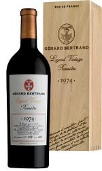 Gérard Bertrand Legend Vintage Rivesaltes 1974