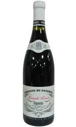 Domaine Paternel Grande Réserve rouge 2012