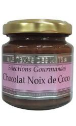 Confiture chocolat-noix de coco 120gr