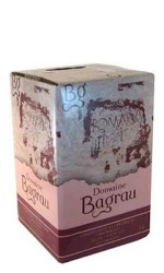 BIB 10 L rosé AOP Bagrau - Bag in Box