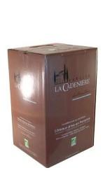 BIB 5 L blanc  Domaine de la Cadenière - Bag in Box