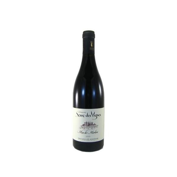Mas de Merlère Domaine Serre des Vignes rouge 2017 - Bio