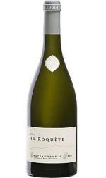 Brunier : Domaine La Roquète blanc 2013