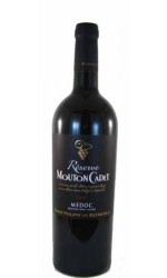 Mouton Cadet Reserve Graves Rouge 2012