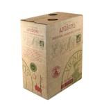 BIB 3 L rouge des Vignerons Ardechois - Bag in Box