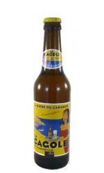 """La Cagole 33cl """" La Bière du Cabanon """" 4.7 % vol"""
