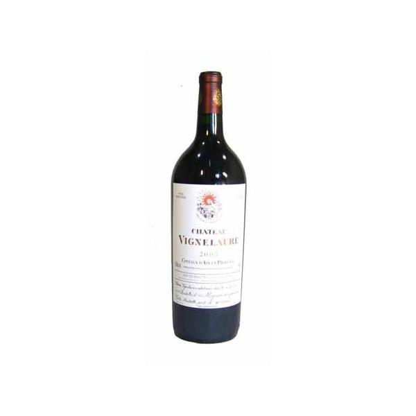 Magnum Château Vignelaure rouge 2011